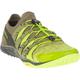 Merrell Trail Glove 5 3D Chaussures Homme, lime punch